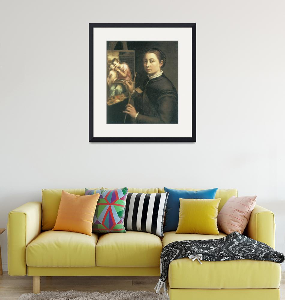"""""""Sofonisba Anguissola""""  by VintageAppeal"""