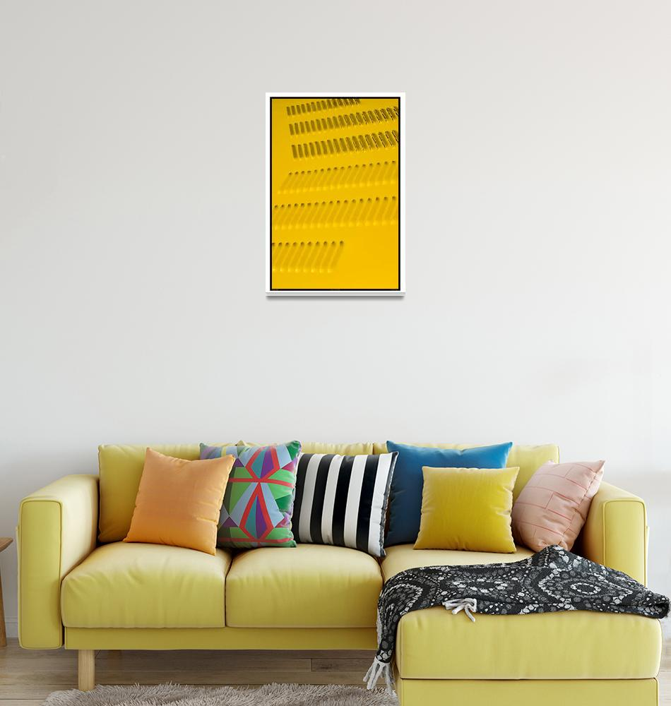 """Classic Car Yellow 09.20.08_468""  (2008) by paulhasara"