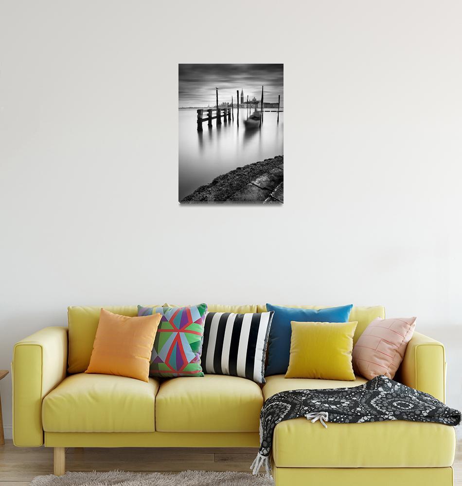 """Venice: Canal Grande""  (2009) by sensorfleck"