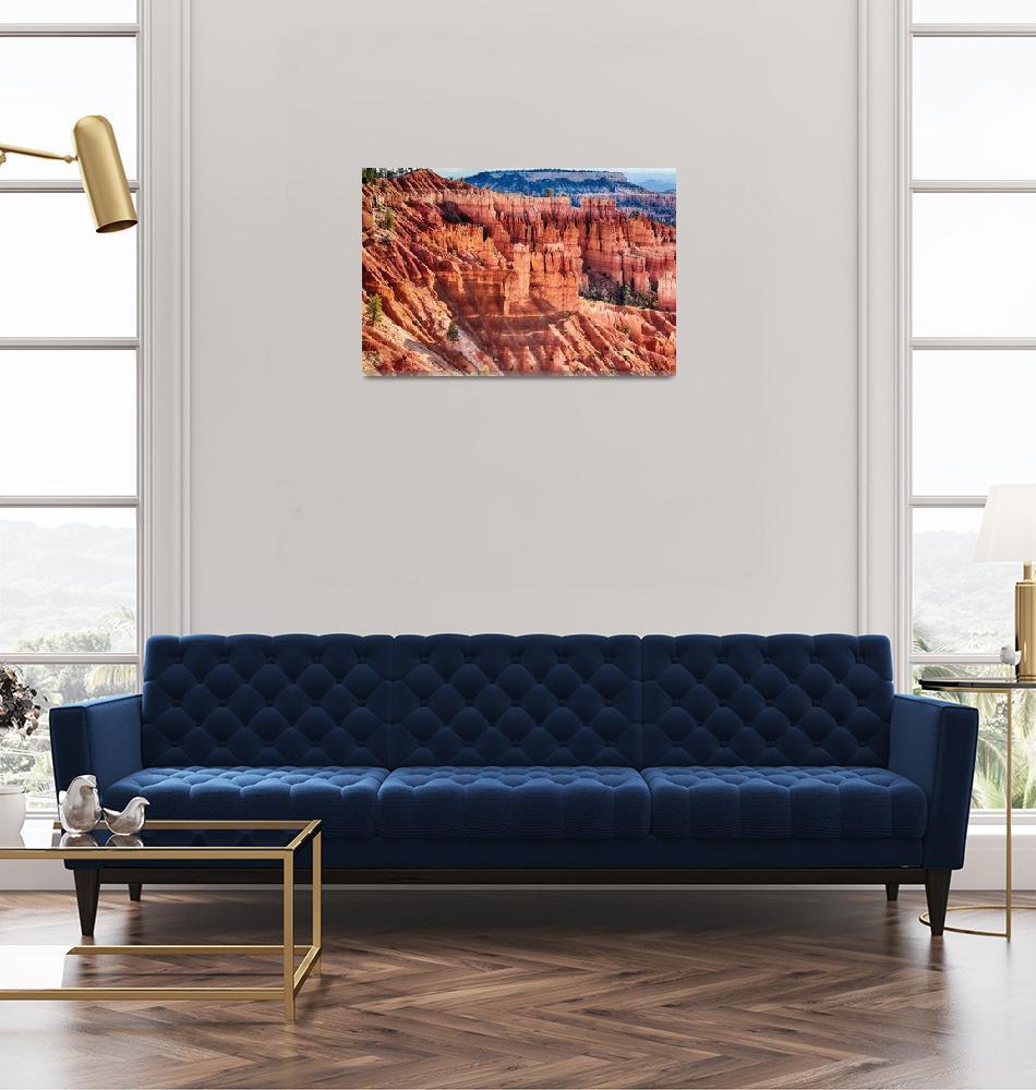 """Bryce Canyon Utah Views 30""  (2013) by lightningman"