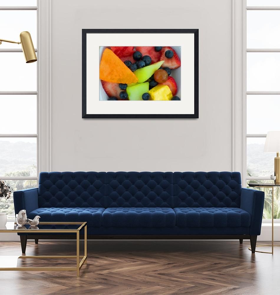"""""""Fruit Salad"""" (2013) by DBell"""