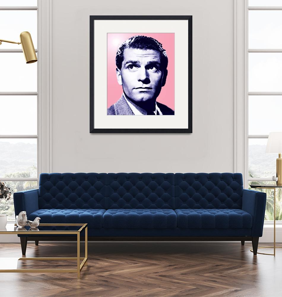 """""""Laurence Olivier""""  (2010) by Brian60"""