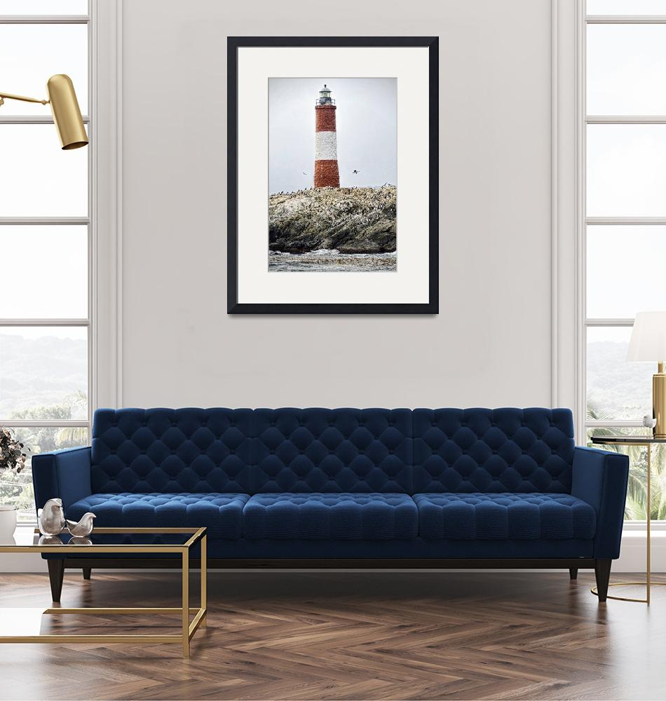 """""""At the Lighthouse""""  (2015) by PaulCoco"""