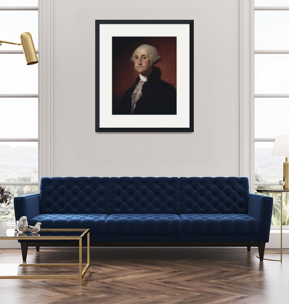 """George Washington""  by fineartmasters"