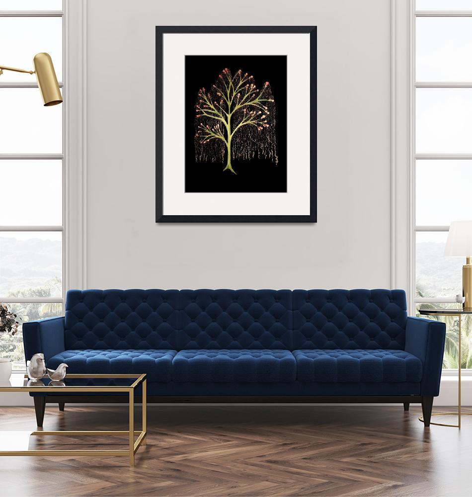 """""""Tree of Life I""""  (2005) by CallieArt"""