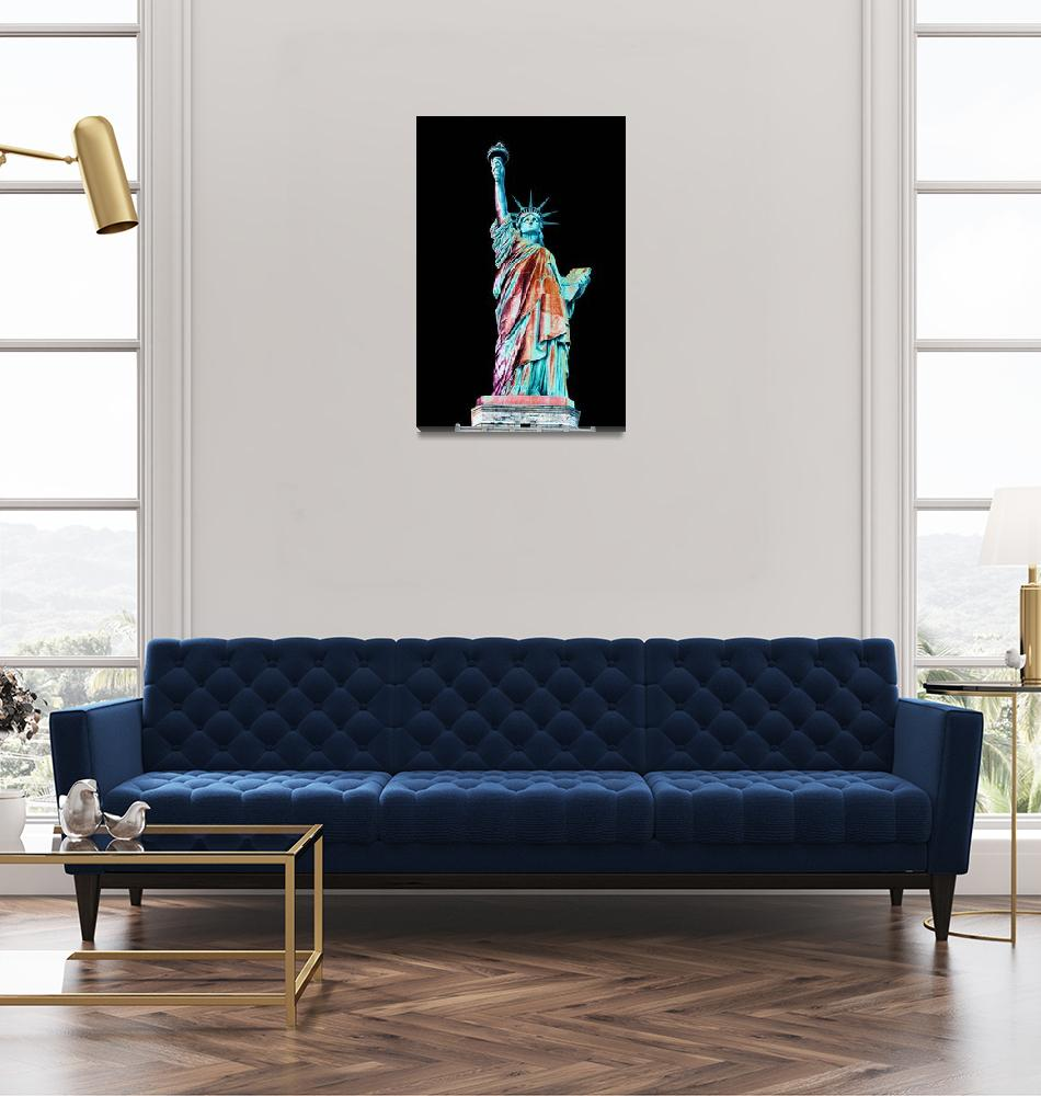 """Liberty Dreams""  by StevePurnell"