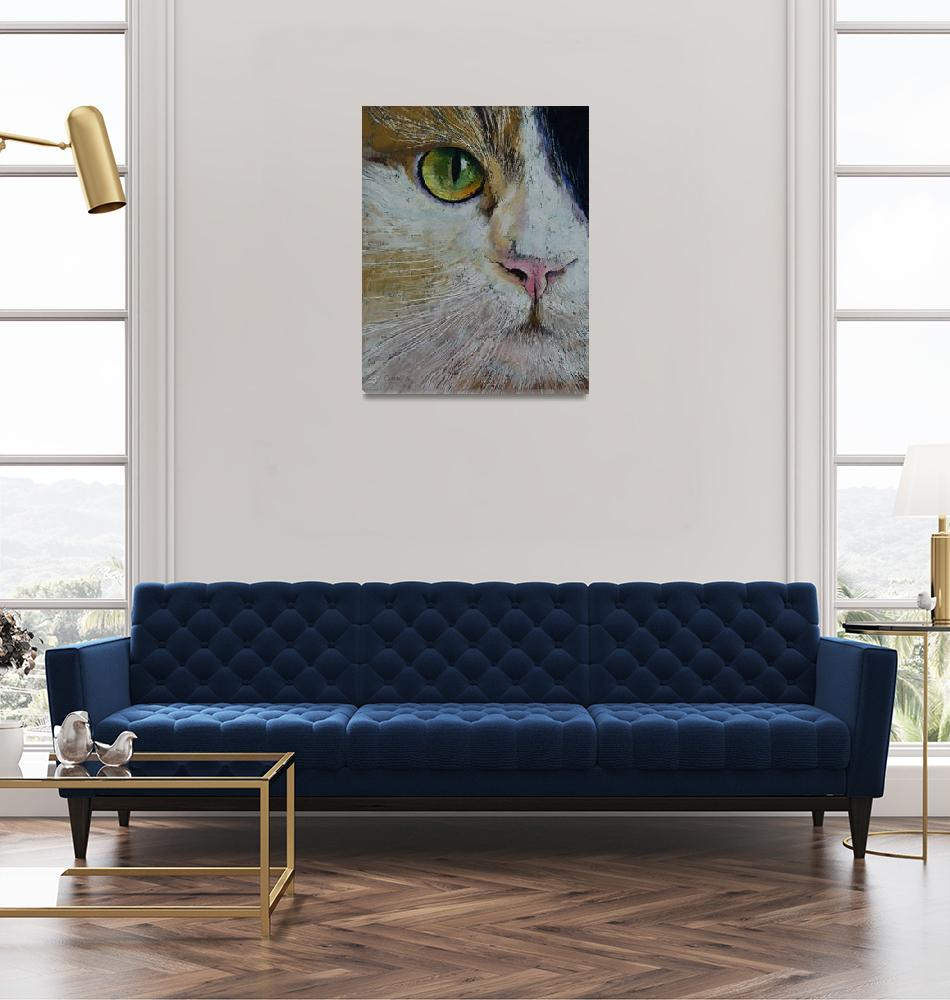 """""""Calico Cat""""  by creese"""