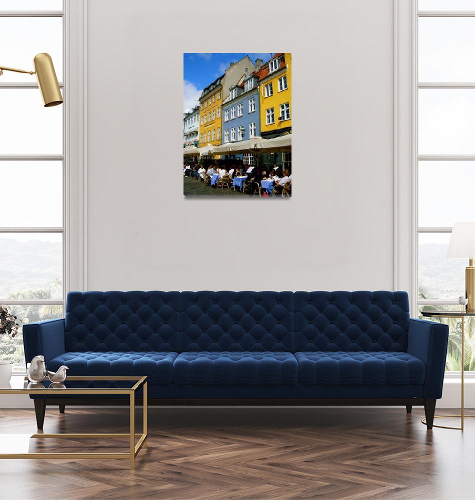 """Copenhagen, Denmark""  (2008) by Aureliephotography"