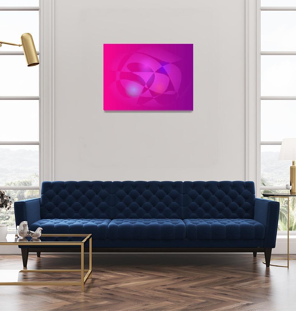 """""""Purple Talk""""  by masabo"""