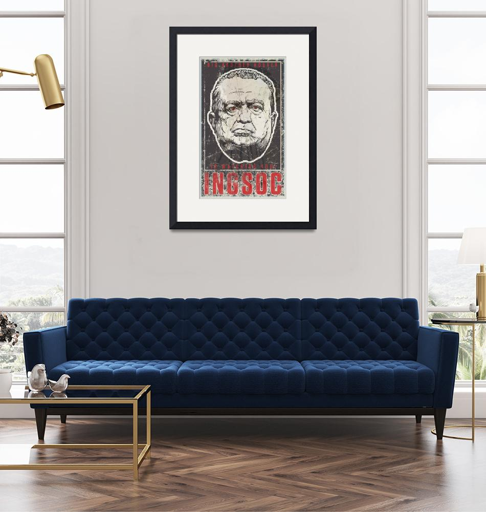 """Big Hoover Is Watching""  by libertymaniacs"