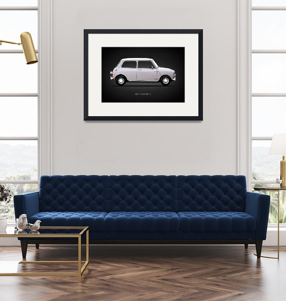 """Mini Cooper S 1968""  by mark-rogan"