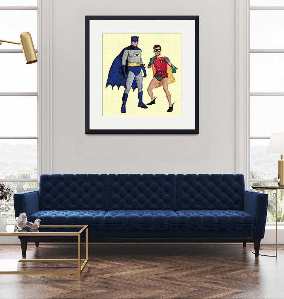 """""""Batman and Robin""""  (2014) by Automotography"""