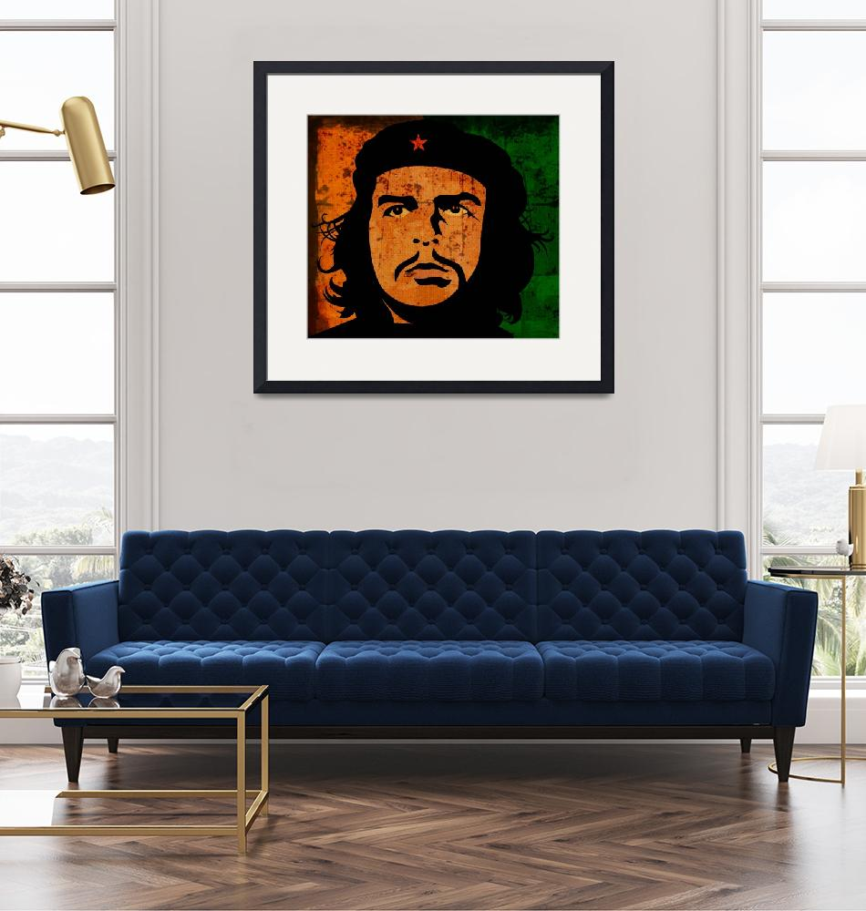"""""""CHE GUEVARA (COLOUR)""""  (2016) by thegriffinpassant"""