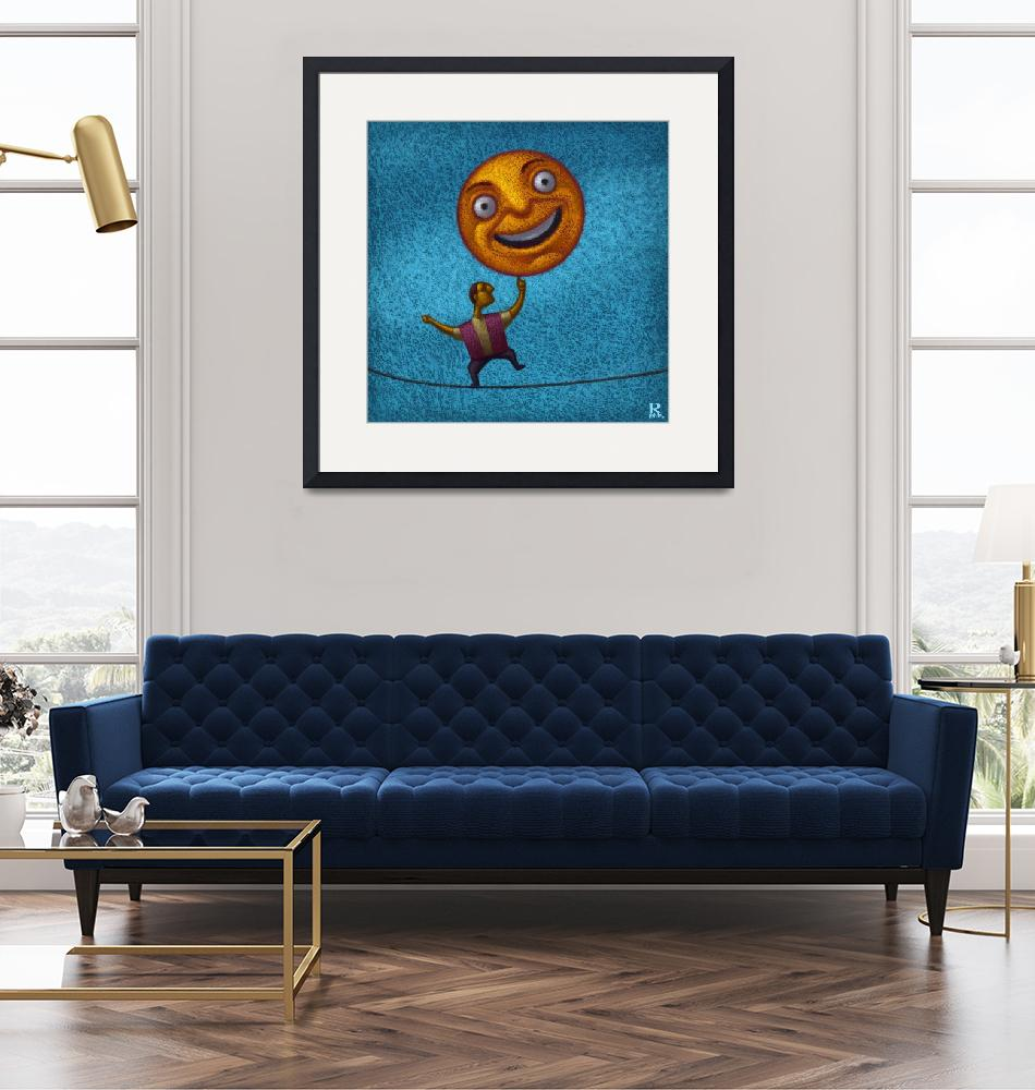 """""""Happy Balance""""  (2013) by robcolvin"""