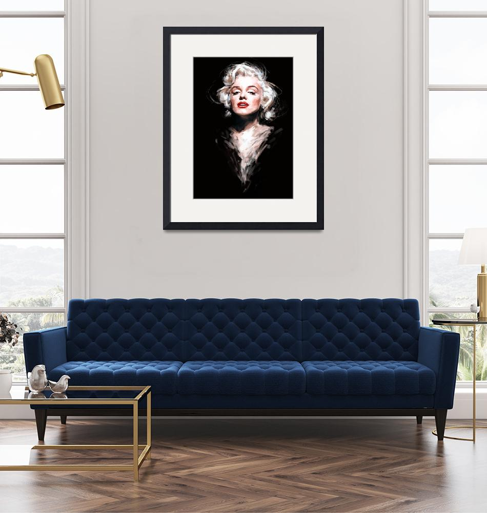 """Marilyn""  by dmtry"