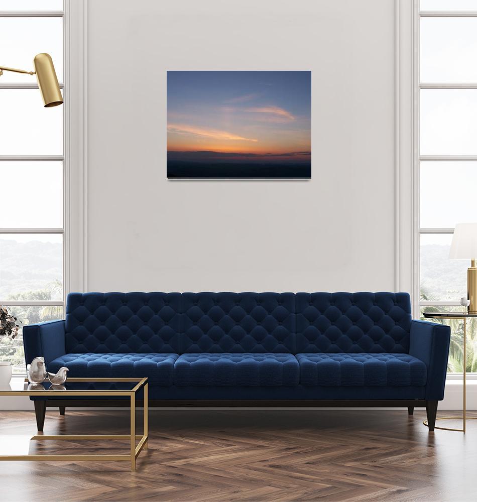 """Sunset""  (2008) by FifePhotographer"
