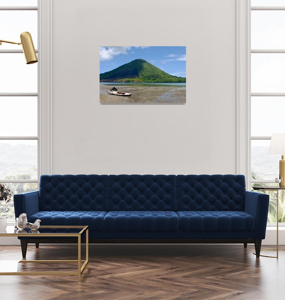"""Gunung Api volcano, Banda islands, Indonesia""  by kalishko"