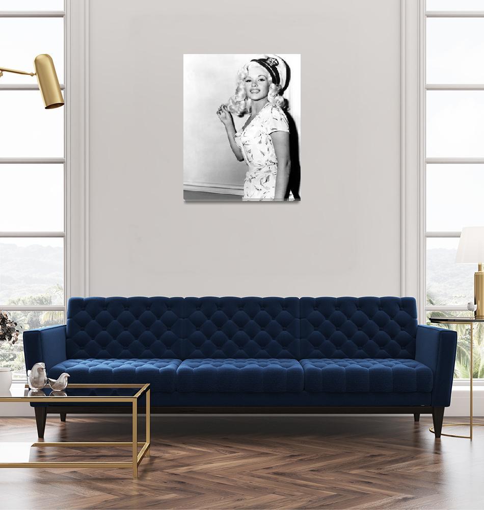 """Jayne Mansfield""  by RetroImagesArchive"