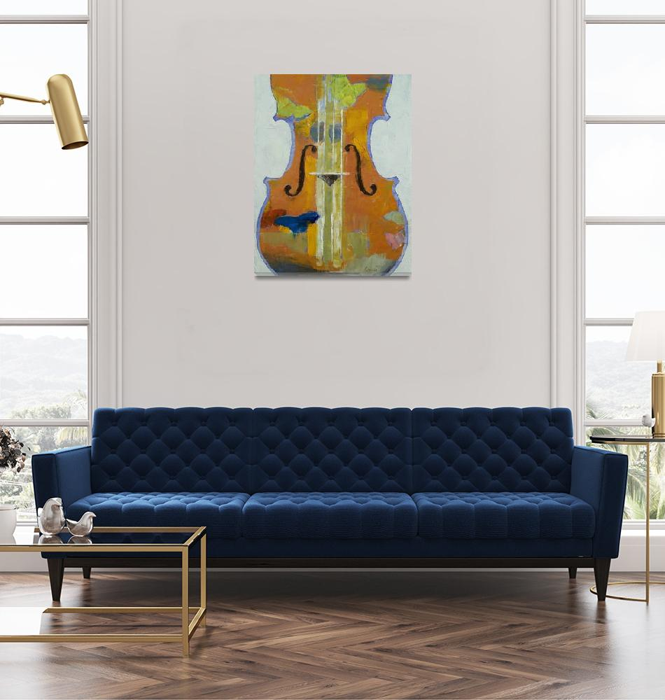 """""""Violin Butterflies""""  by creese"""