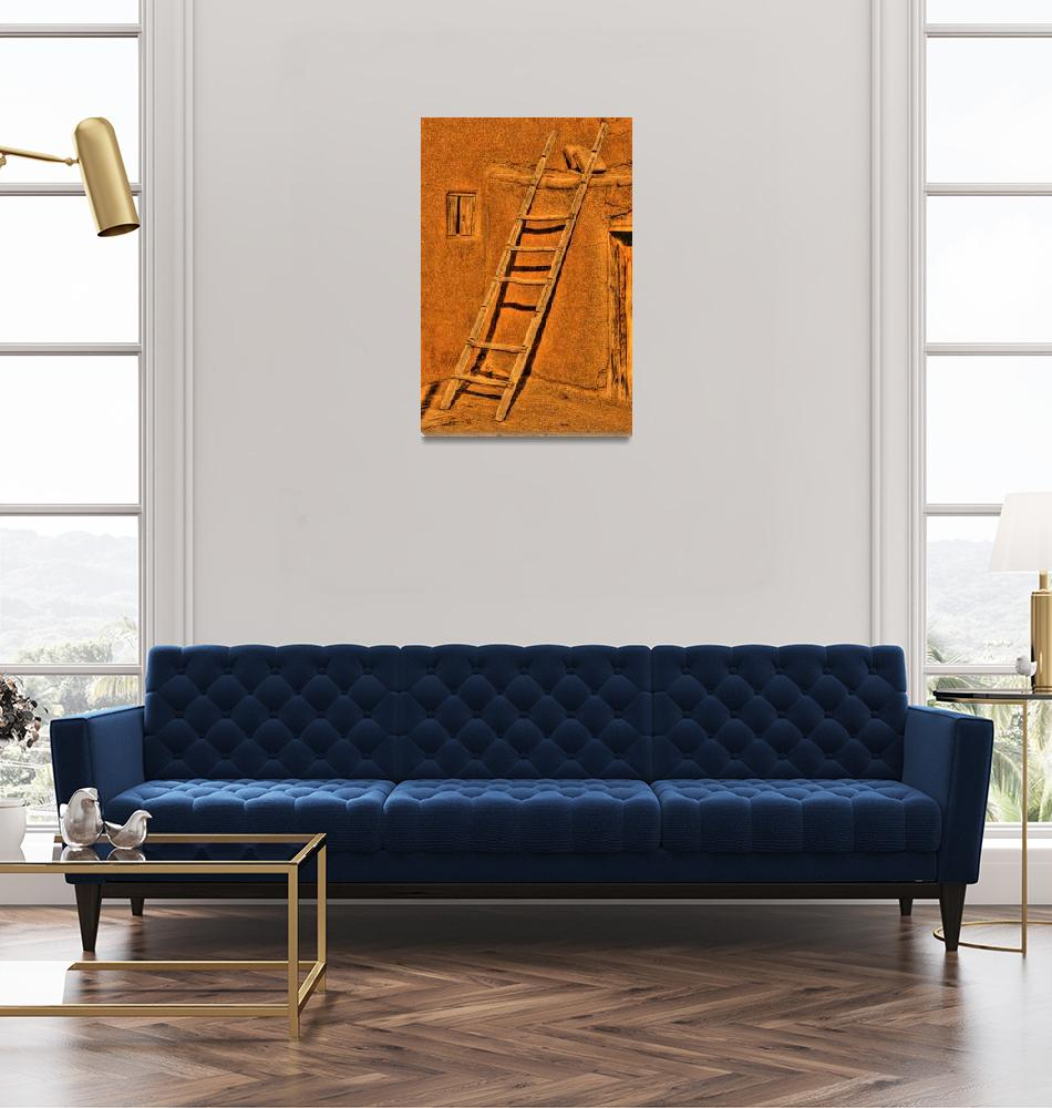 """Ladder""  (2010) by mellow"