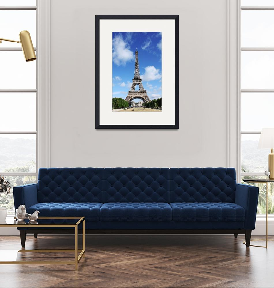 """""""Eiffel Tower""""  (2009) by Norah"""