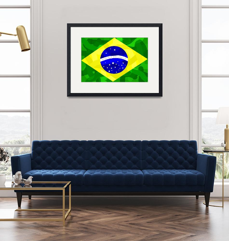 """Brazil Forever""  (2010) by ADDesigns"
