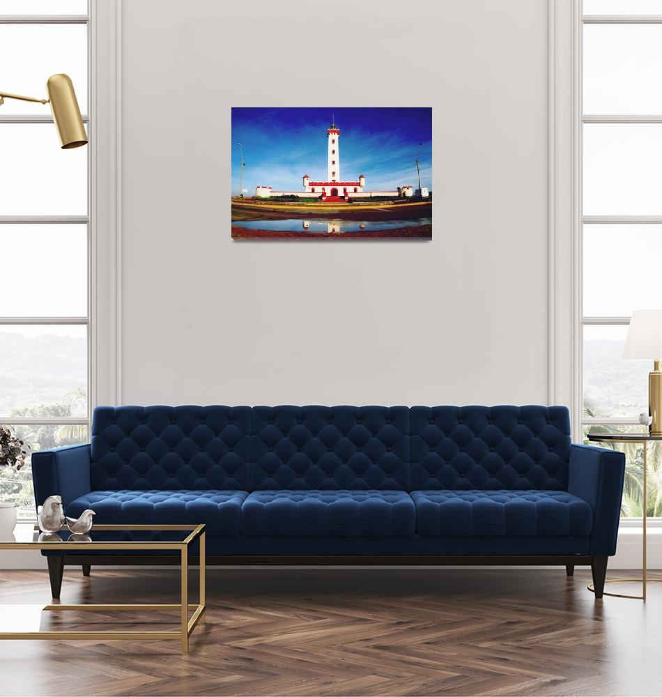 """""""Ligthouse""""  (2008) by morata"""