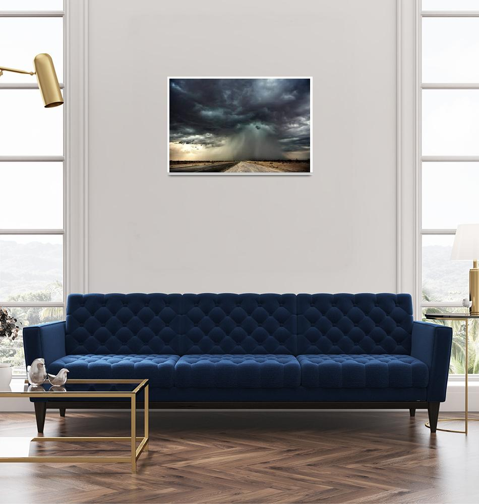 """""""MOJAVE SUPERCELL PRINT BORDER""""  by jody9"""