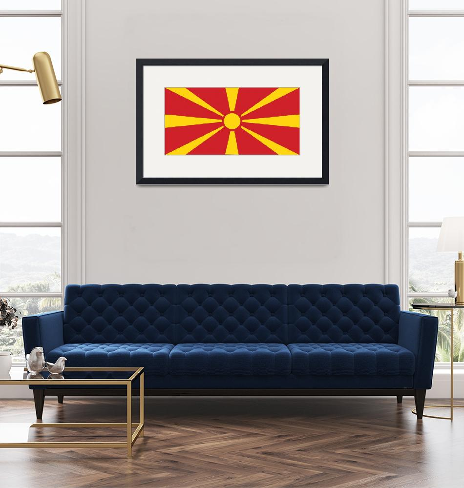 """Macedonia""  by tony4urban"