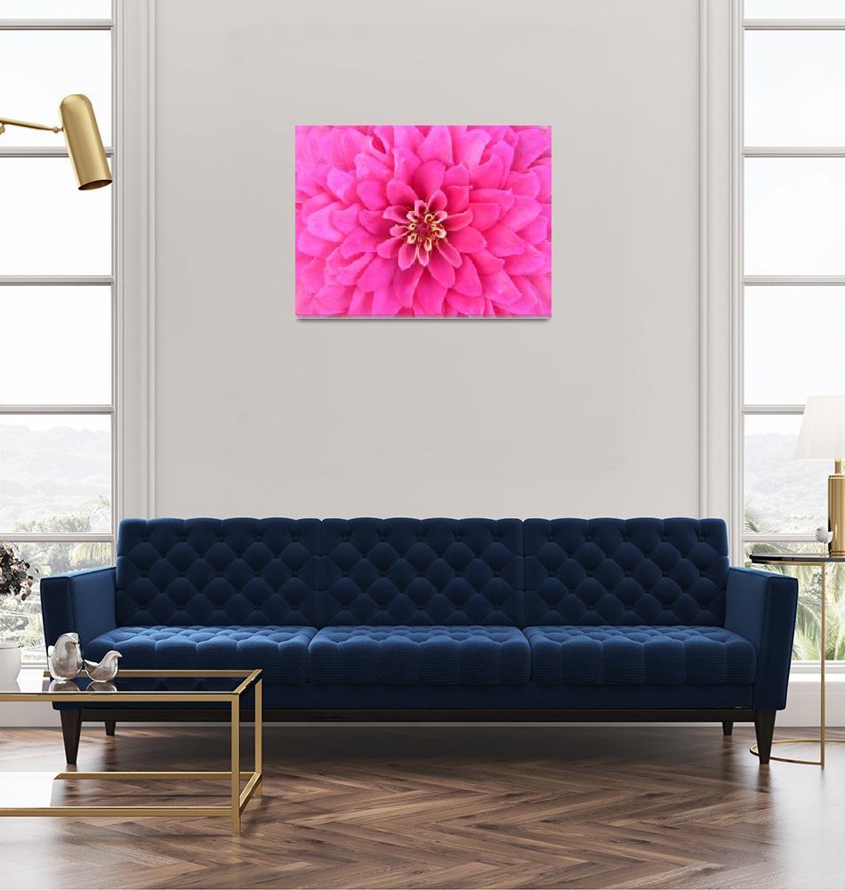 """Pink flower""  (2011) by flowerpics"