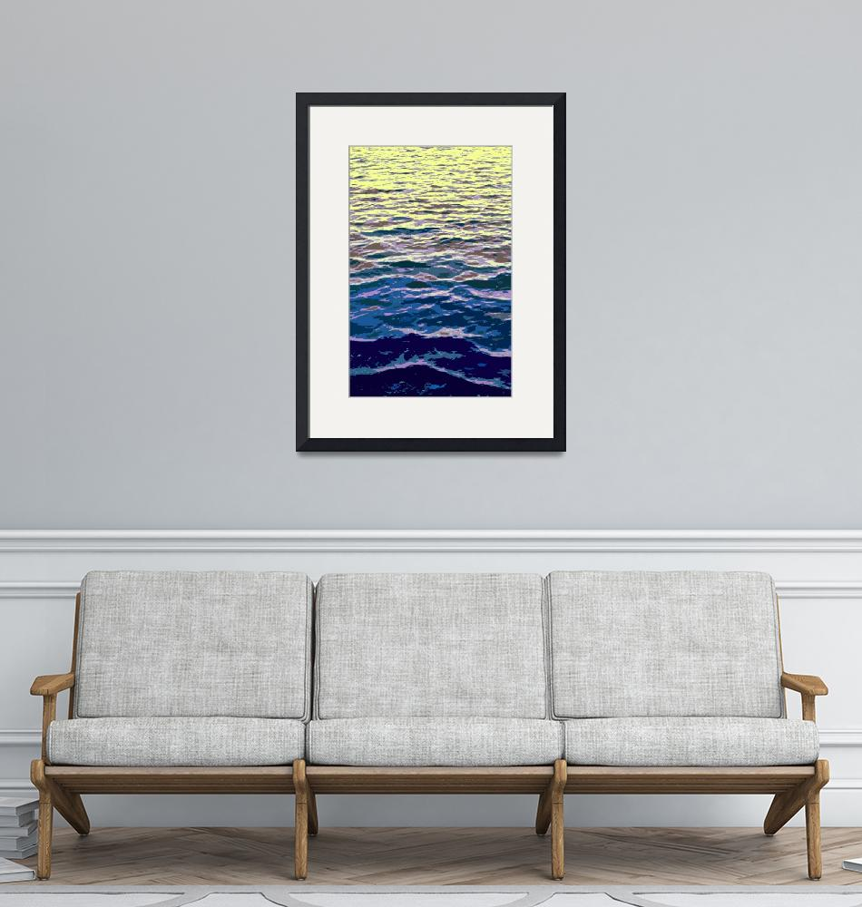 """""""Waves""""  by ArtSmith"""