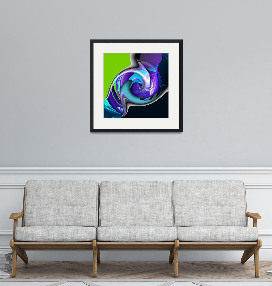 """""""Twist and Pout""""  (2008) by ArtPrints"""