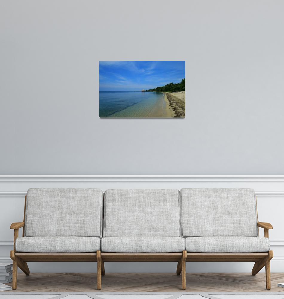 """Beach""  (2007) by amybpugh"
