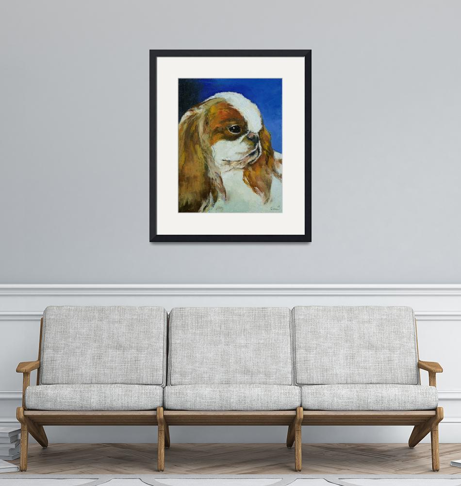 """""""English Toy Spaniel"""" by creese"""