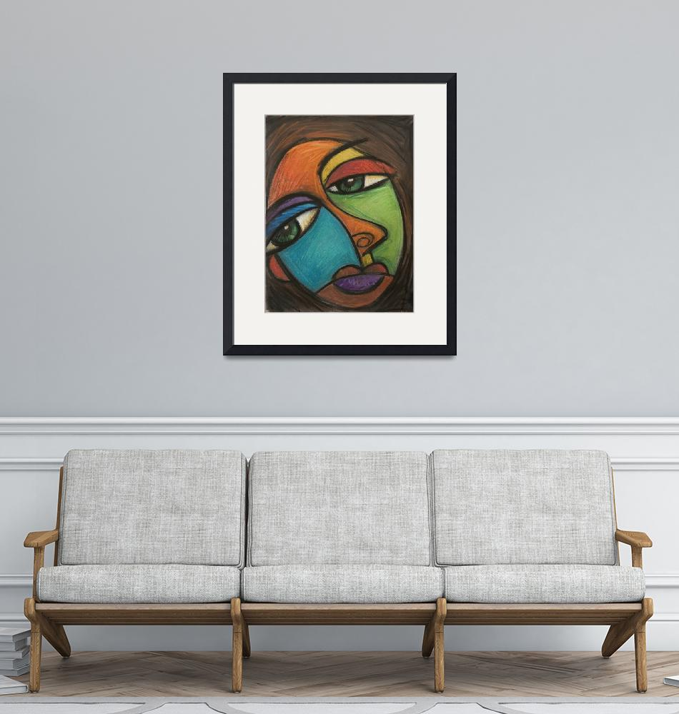 """""""colorful contemplation""""  (2004) by jeffreyjacoby"""