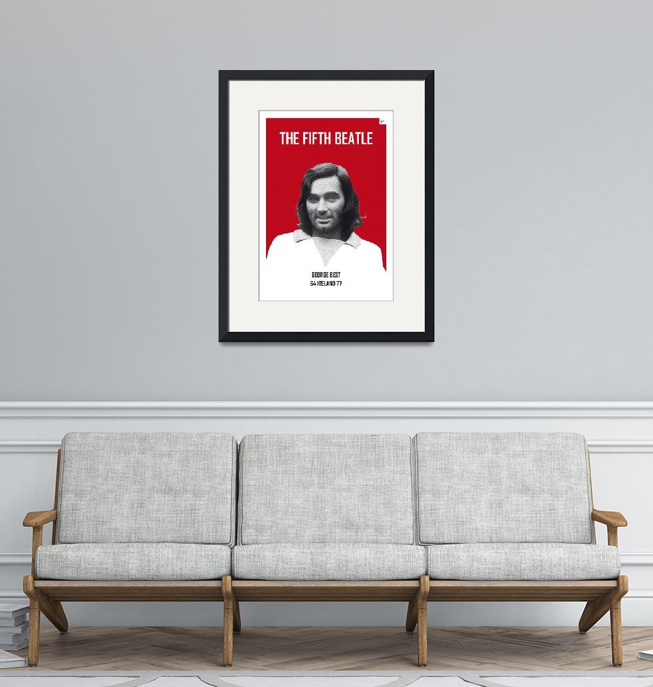"""""""My Best soccer legend poster""""  by Chungkong"""