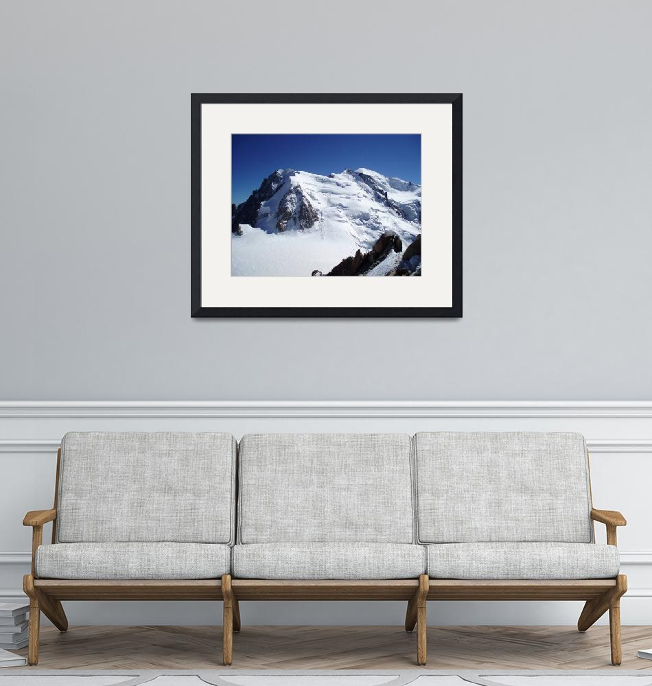 """""""Mont Blanc""""  (2009) by Walkanywhere"""