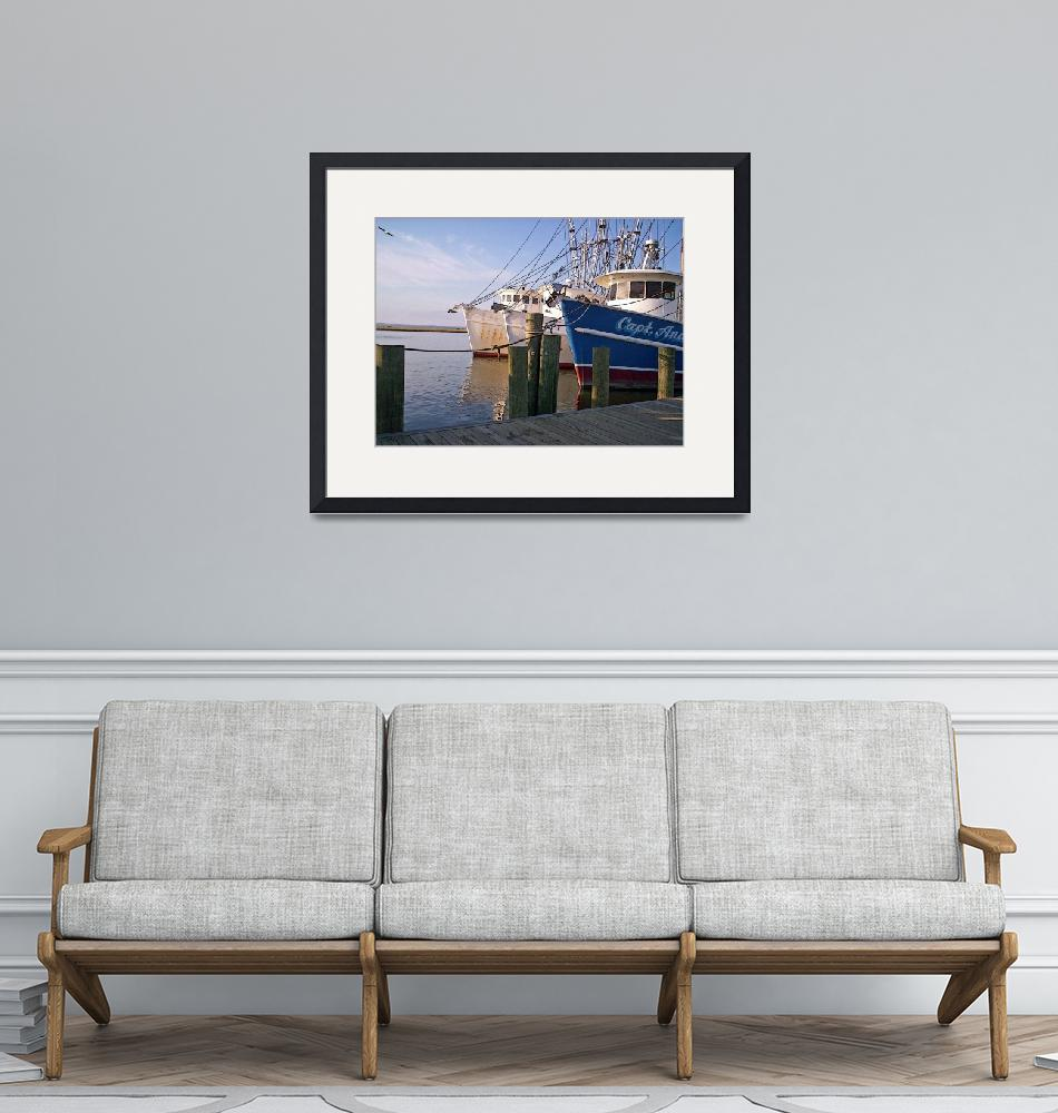 """""""Sitting_On_The_Dock_Of _The_Bay""""  by JoshuaMcDonald"""