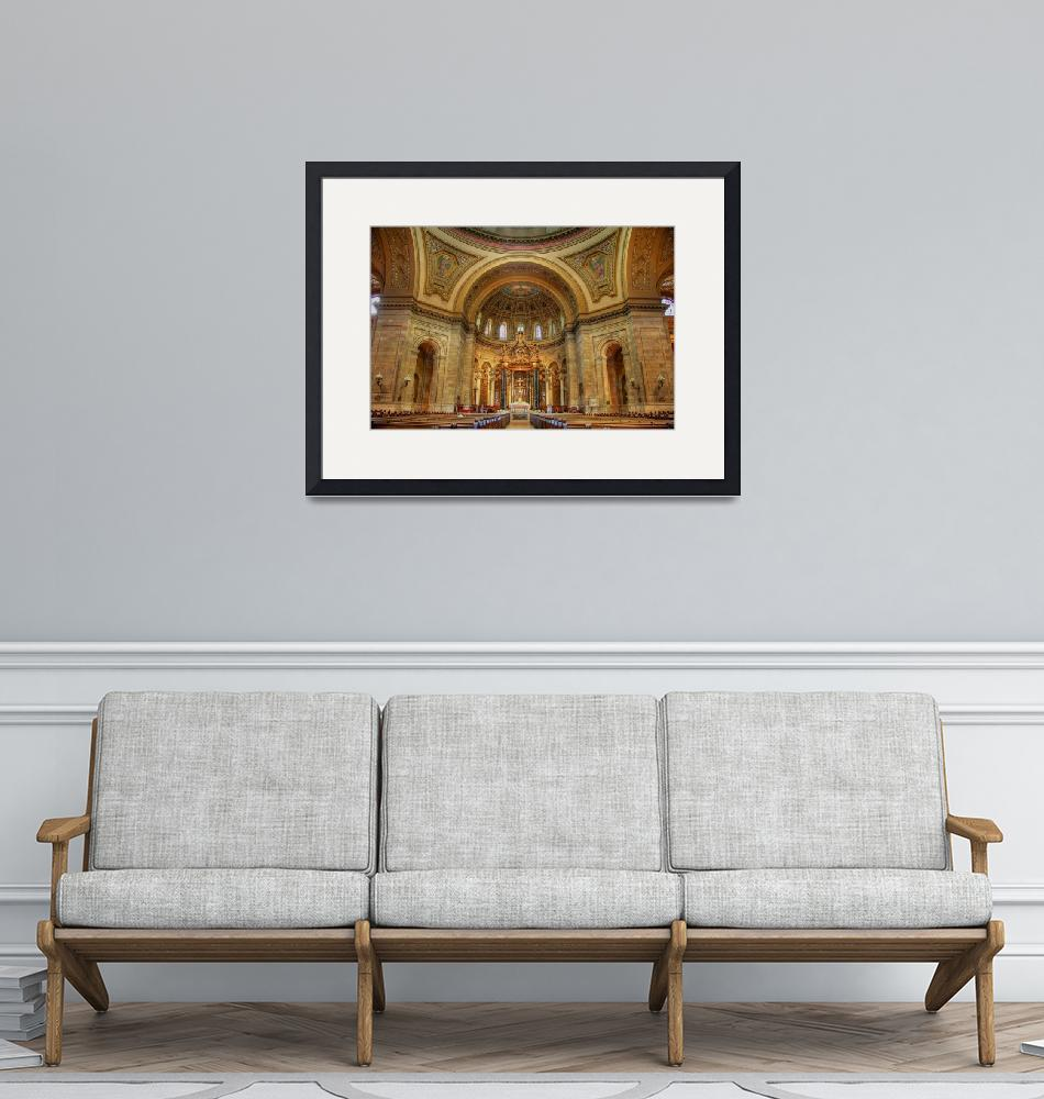 """""""Cathedral of Saint Paul""""  (2007) by WaynePhotoGuy"""