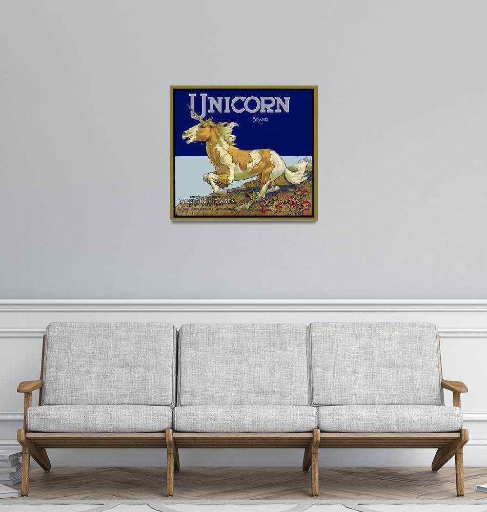 """Unicorn""  (2010) by dalidayna"