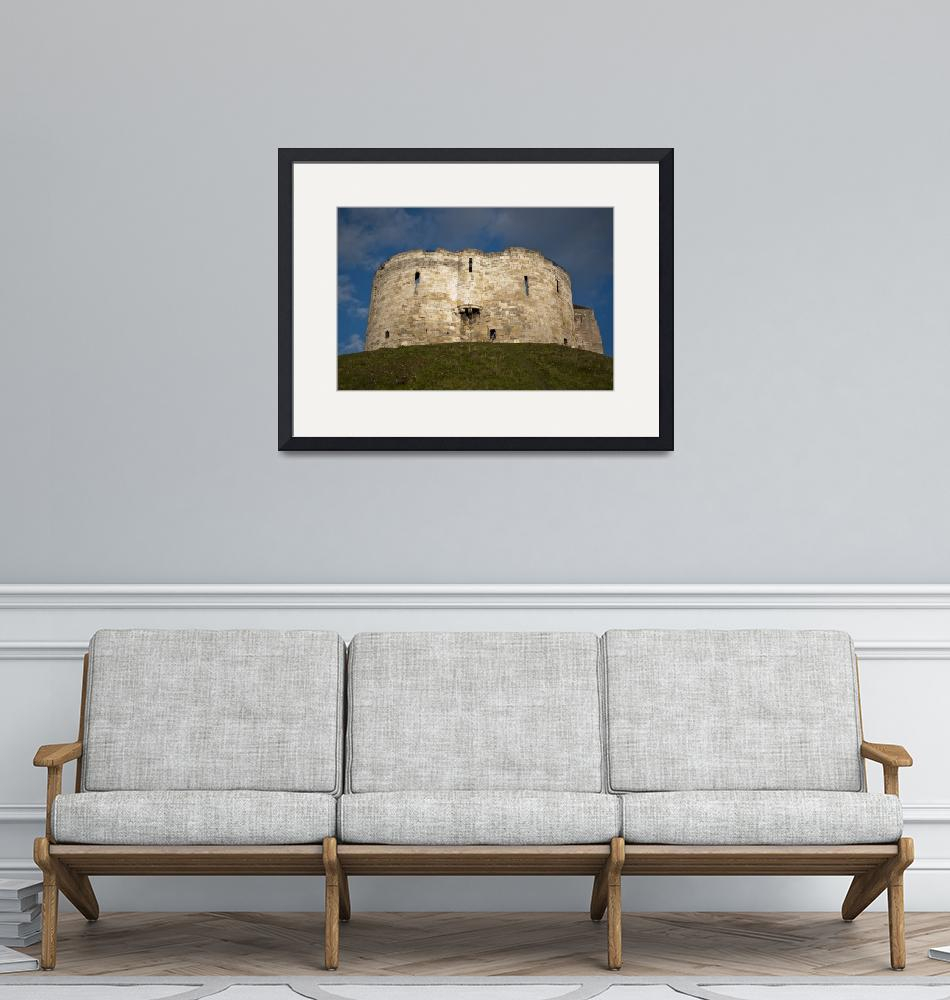 """""""Cliffords Tower - York""""  by rozter"""