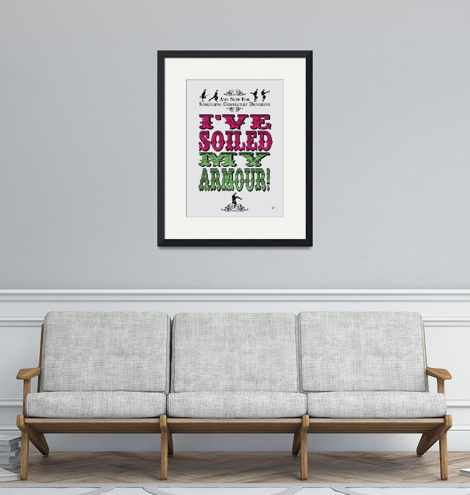 """""""No03 My Silly Quote Poster""""  by Chungkong"""