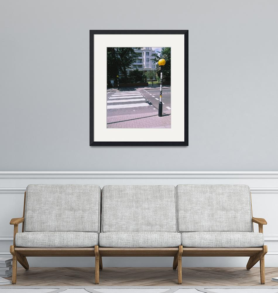"""""""Lamppost at a roadside""""  by Panoramic_Images"""