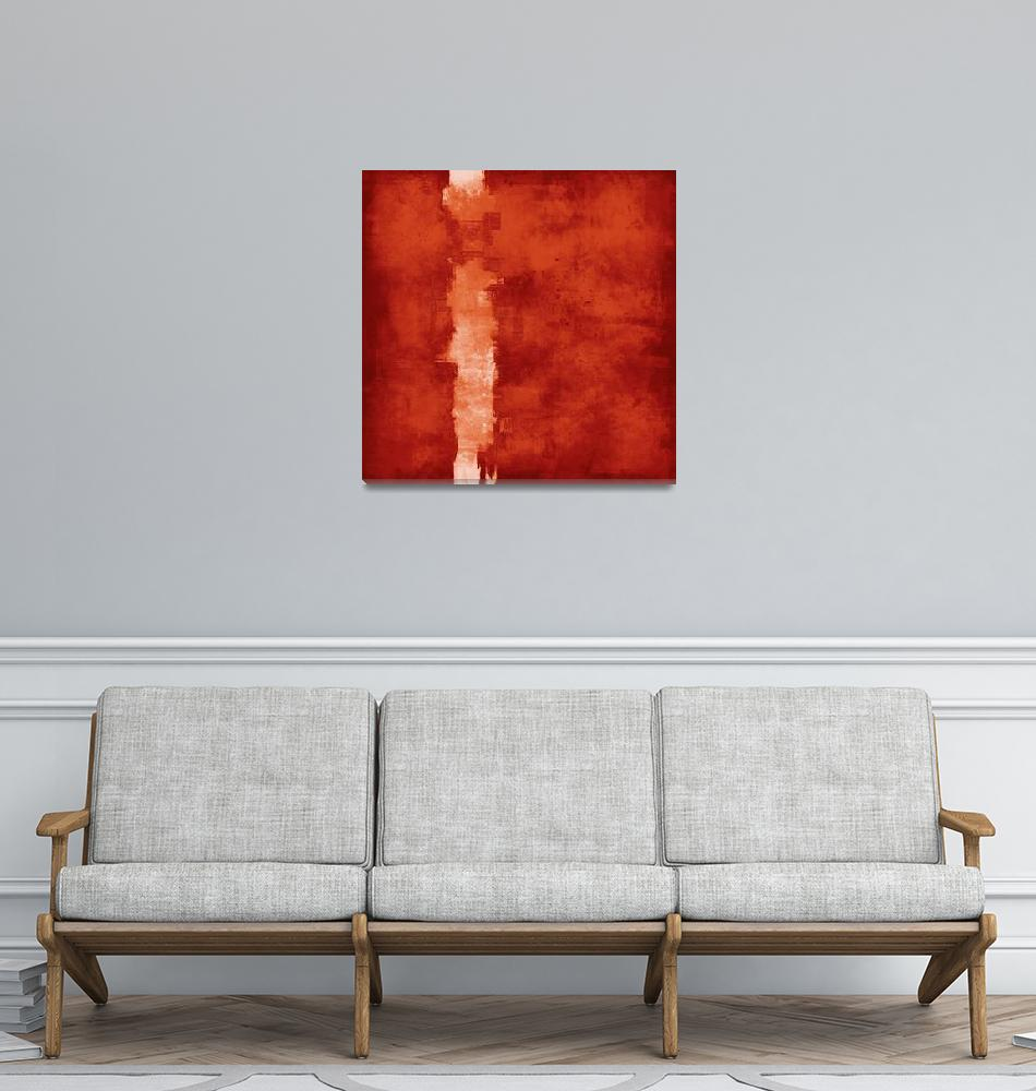 """""""Abstract #77 brick""""  by EmericoStyle"""