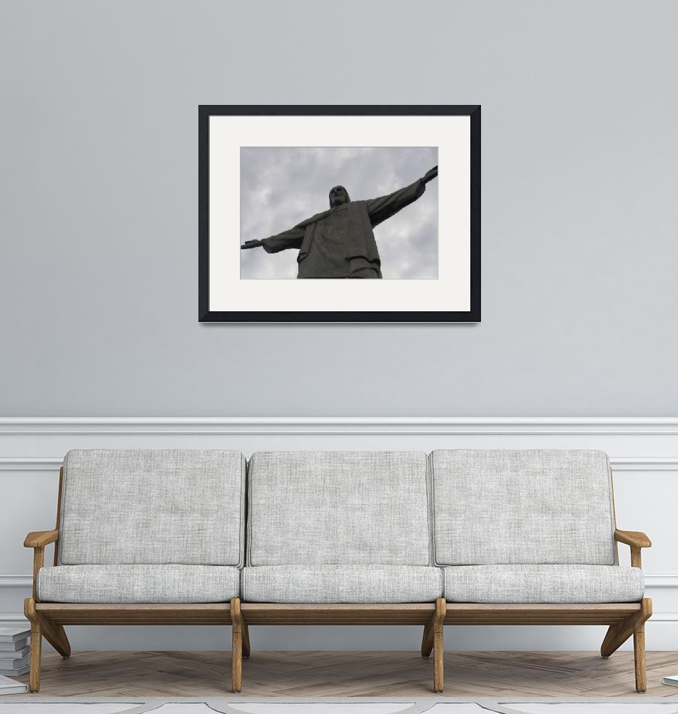 """""""Christ the Redeemer""""  (2008) by jcampbell"""