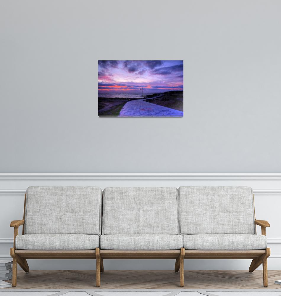 """Sunrise in Arinaga""  by 45photos"