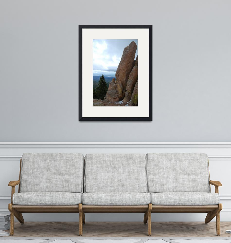 """""""Leaning Rock""""  by contralto05"""