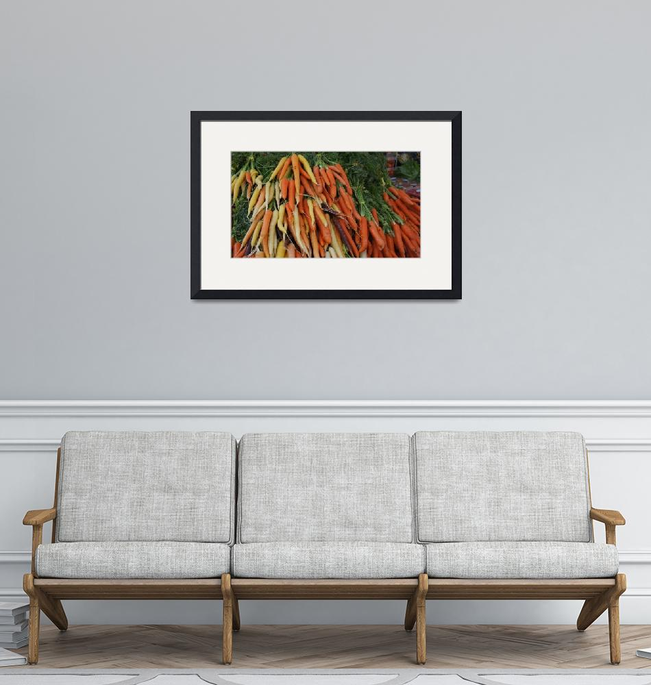 """""""Carrots""""  (2012) by JustBecause"""