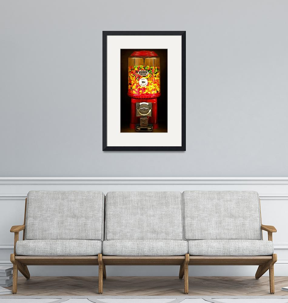"""""""Candy Machine 40D8940 20150222""""  by wingsdomain"""