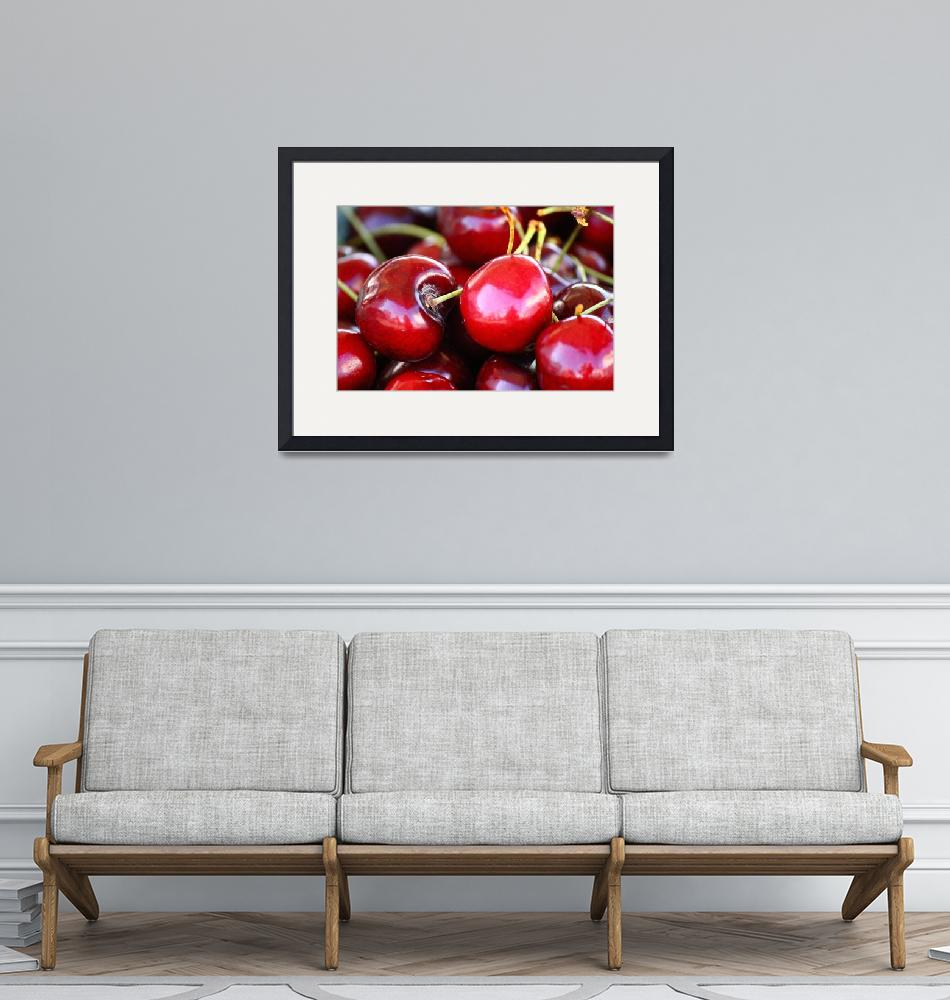"""""""Cherries!""""  (2012) by sweetnsassy"""